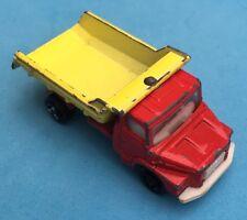 -- Majorette - 205 Scania Tipper Dump Truck - France 1:100 Diecast --