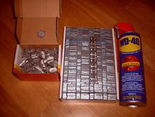 LOT:Poids autocollant Masse d'équilibrage 6Kg+1 spray WD40+Poids jante ALU 10 g