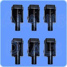 Premium High Performance Ignition Coil Set 6 For LS2 LS4 LS7 Rnd Coil 2nd Design