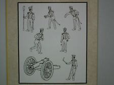 Hat Industrie French Line Horse Artillery & Crew-1/72 Scale 1-sprue - 8039