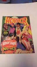 Horror Not Signed Collectible Comics Magazines