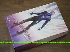 """In Stock Ship ready!Hot Toys Amazing Spider-Man 2 Electro MMS246 12"""" Figure MIB"""