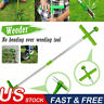 Weed Puller Weeder Twister Twist Pull Garden Lawn Root Killer Remover Tool Hot