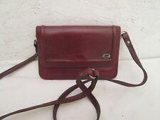 Petit sac à main bandoulière en cuir vintage bag