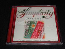 SIMPLICITY CHRISTMAS  CD