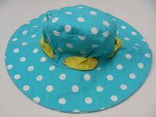 GYMBOREE - INFANT SIZE 0-12 MONTHS - BUCKET CAP SUN HAT!