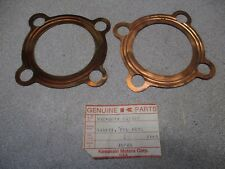 KAWASAKI SNO JET CYLINDER HEAD GASKET PAIR ASTRO SS Y-338 #810328 x2 NOS/OEM