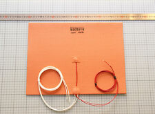 30X40cm 900W 120V Silicone Heater 3D Printer HeatBed Build Plate Heating Element