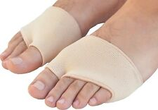 2 x Silicone Gel Plantar Fasciitis Foot Arch Support Sleeve Foot Care S / L - UK