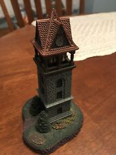 "Norman Rockwell's Main Street ""The Bell Tower"" Landmark Sculpture"