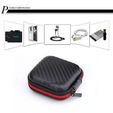 1pc Waterproof Carrying Hard Case Box Headset Earphone Earbud Storage Pouch Bag