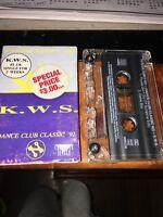 K.W.S. KWS PLEASE DON'T GO Song Tape Cassette Single