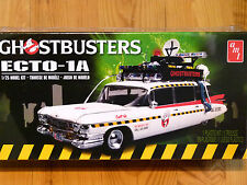 AMT 1:25 ECTO-1A GHOSTBUSTERS Cadillac car kit modello