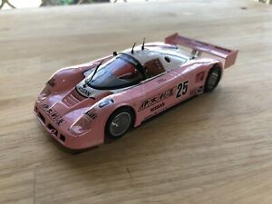 Slot.it CA28G - Nissan R91VP - JSPC 1991 #25 - 1:32 scale slot car