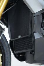Caponord 1200 2013 R&G Racing Radiator & Guardia Enfriador De Aceite RAD0153BK Negro