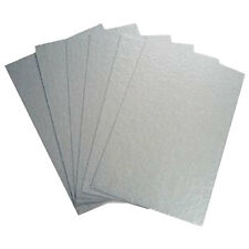 "Universal Microwave Wave Guide Premium Grade Mica Sheets 5"" x 8"" (Pack of 5)"