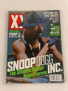 XXL Magazine April 2008 Snoop Dogg Flo Rida Rick Ross Lupe Fiasco Pimp C