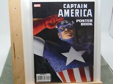 Captain America Poster Book 2009 Marvel Comics GM1624