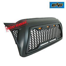 2005-2011 Toyota Tacoma Mesh Grille Grill Packaged Front Hood LED W/ Shell