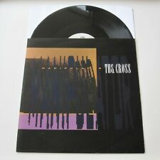 "The Cross - Manipulator 12"" UK Vinyl Single 1988 Record - Roger Taylor Queen"