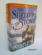 The Shelters of Stone: Earth's Children by Jean M. Auel