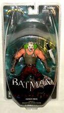 """Batman Arkham City CLOWN THUG GREEN HAIR 7"""" Action Figure Series 3"""