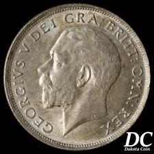 Great Britain 1915 Shilling ~ KM#816