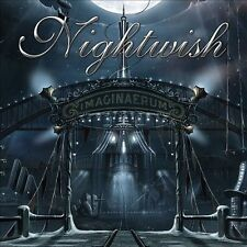 Imaginaerum by Nightwish (CD, Jan-2012, Roadrunner Records)