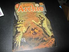 AFTERLIFE WITH ARCHIE #3 SIGNED BY FRANCISCO FRANCAVILLA AT BALTIMORE COMIC CON!