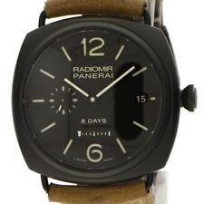 Panerai Mechanical (Hand-winding) Analogue Wristwatches