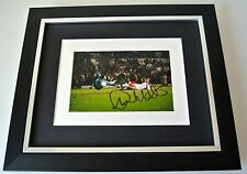 Mark Walters SIGNED 10X8 FRAMED Photo Mount Autograph Display Liverpool & COA