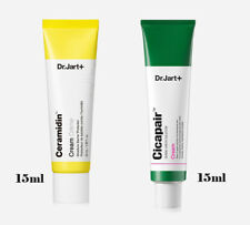 Dr. Jart Cream Duo Ceramidin Cream 15ml(1ea) + Dr. Jart Cicapair Cream 15ml(1ea)