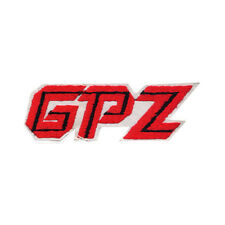 GPZ Sew On Patch  Kawasaki