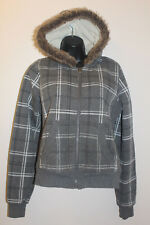 88bfd9c88a5f1 Faux Fur Plaid Bomber Coats, Jackets & Vests for Women for sale   eBay