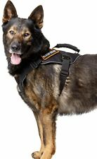 Dingo Gear Military Dog Harness for Extreme Tasks, Strong Handle, Reliable Co...