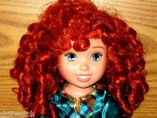 "Disney Brave Princess Merida 15"" Toddler Doll with Arrow Quiver Tollytots"