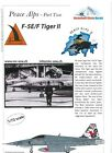 MATTERHORN CIRCLE 72018 F-5E/F TIGER – PEACE ALPS PART TWO DECALS