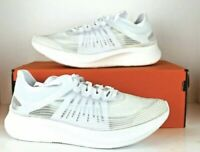 Nike Zoom Fly SP NA Running Shoes White BQ7024-100 Mens Sz 9 $150 MSRP