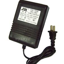AC 110V Change to 220V Converter Adapter power supply 300W a part of CCTV system