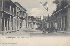 COLOMBIA BARRANQUILLA CALLE DEL COMERCIO ED. FLOHR, PRICE & CO