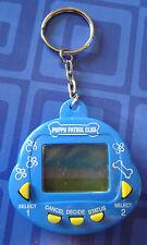 LAST 1> Puppy Patrol Club Electronic Handheld Keychain Handheld Travel game