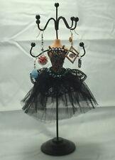 Retail Mannequin Jewelry Organizer Display Stand Holder