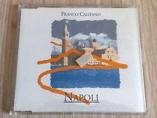 FRANCO CALIFANO - NAPOLI - RARO CD SINGOLO