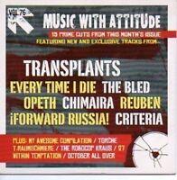 (740H) Rock Sound Vol 76, Various 2005 CD