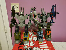 Hasbro Transformers Bruticus Original Color Edition + Recolor Edition