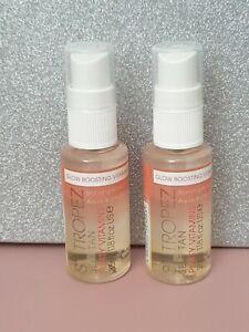 New ST TROPEZ Self Tan Spray Purity Vitamins 35ml x 2 new