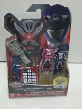 Bandai LEGENDARY RANGER KEY PACK Boukenger (Red / Black / Blue)