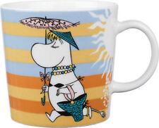 Arabia Moomin Mug On The Beach / Rantaelämää