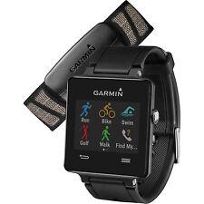 Garmin Vivoactive Black Bundle w/ HRM | 010-01297-00 | AUTHORIZED GARMIN DEALER!
