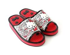 Hello Kitty Slippers Women's Acupressure Slippers House Indoor Shoes